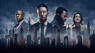 Gangs of London får premiere på C More den 10. november. (Flere billeder i bunden af pressemeddelelsen)