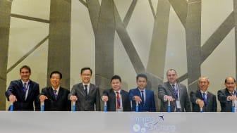 10 companies sign Memorandum of Understanding to enhance Changi's handling capabilities for pharmaceutical air cargo