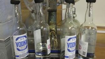 HMRC dismantle fake vodka bottling plant