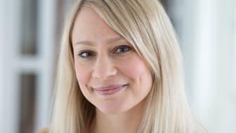 Helena Backman, , forskare vid Umeå universitet och projektledare inom Obstruktiv Lungsjukdom i Norrbotten (OLIN)-studierna vid Region Norrbotten. Foto: Anders Alm.