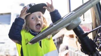 Glädje speglar Märsta Förenades Barnens Dag 5:e maj 2019.