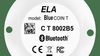 ELA Innovations Blue Coin T