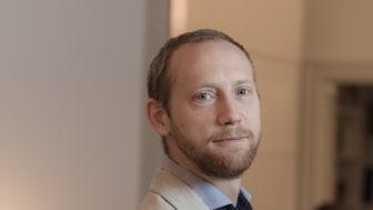 Andreas Degerfeldt, verksamhetschef YH på FEI.