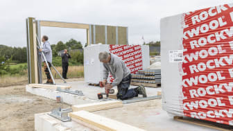 Rockzero opfylder både den højeste standard inden for energieffektivitet og bidrager positivt til grønne bygningscertificeringer.