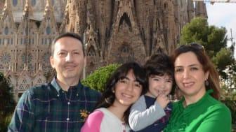 """Iran: """"Hjälp mig att få min man tillbaka"""" -  ett år sedan Ahmadreza Djalali fängslades"""