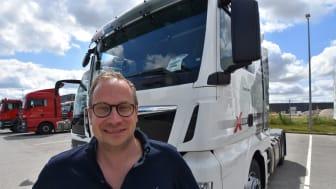 Magnus G. Karlsson (Sverige) – Midlertidig direktør for MAN-selskapene i Norge, Sverige og Danmark