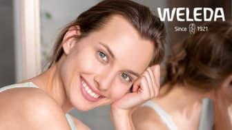 Ny hudvårdsserie från Weleda, lansering vecka 4