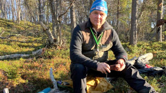 Ny regionleder i Troms - Knut Fredheim