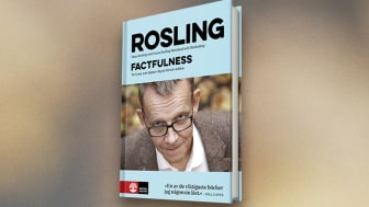 Factfulness har passerat en miljon sålda exemplar
