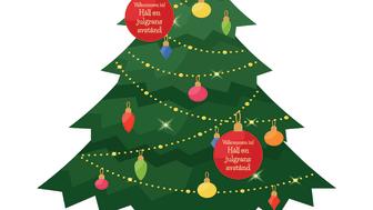 Håll en julgrans avstånd – GöteborgsLokaler rekryterar boende som trängselvärdar för coronasäker julhandel