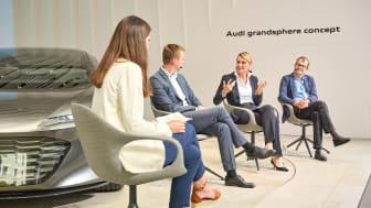 Paneldebat om autonom kørsel ifm IAA 2021