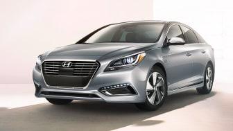 Pris til hybrid fra Hyundai