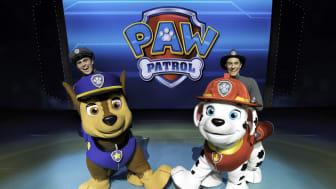 PAW Patrol Live - Ett musikaliskt äventyr - till Örebro och Conventum Arena den 9 februari 2019