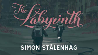 """Kickstarter for Simon Stålenhag's New Narrative Art Book """"The Labyrinth"""" Launched Today"""