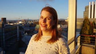 Anne-Stine Talseth går inn i stillingen som produkteier for private tjenester, som omfatter meg-til-deg