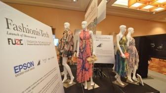 Epson collaborates with Singapore designers on FashionisTech showcase at FUZE Fashion Technology 2017