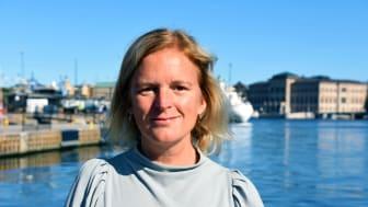 Alexandra Krook verksamhetschef Sparks Generation