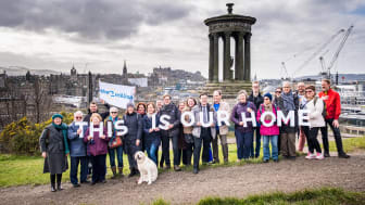 The 'This Is Our Home Tour' visited Edinburgh earlier this year.