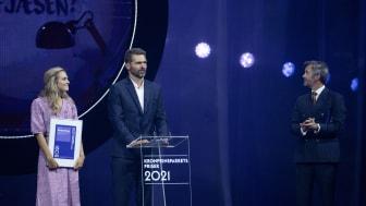 Kronprinsparrets Sociale Stjernedryspris 2021