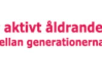 Europaåret för aktivt åldrande och solidaritet mellan generationer 2012 i Nordstan 4 december