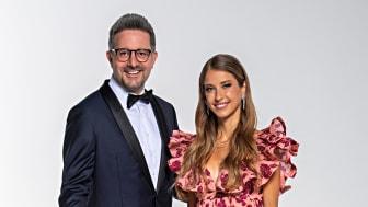 Felix Burda Award 2021: Cathy Hummels und Carsten Frederik Buchert