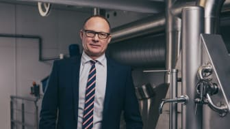 Björn Hellman, vd på Livsmedelsföretagen