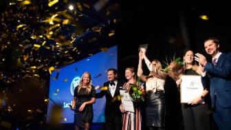 LeoRegulus Award ceremony 2018, organised by LeoVegas.