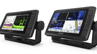 Garmin® presenterar ECHOMAP™ UHD-serien – förstklassiga och prisvärda ekolod