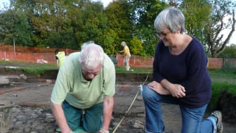 Open Days at Radcliffe Tower Big Dig