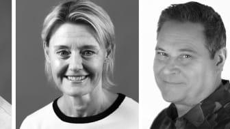 Rikard Skärebo och Anette Ternström-Andersson, Stockholmsmässan samt Hansi Sundström, Workman Event