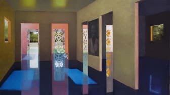 "Anette Harboe Flensburg: ""House of Night and Day"" (2006). Sold for: DKK 205,000 (€ 36,000 including buyer's premium)."