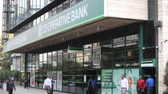 Swedish funding to Co-operative Bank of Kenya enables growth in the private sector
