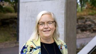Christina Backman, VD Hasselbladstiftelsen.
