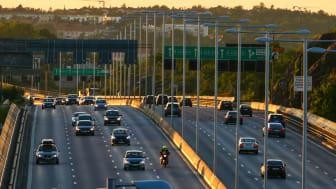 Endast 15 procent tycker att bilpolitiken fungerar bra.
