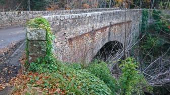 Logie bridge works completed