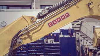 DEN keskittää rakennuskonevuokrauksen Cramo Finlandille