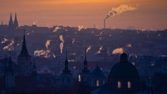 Eksponering for fint svevestøv (PM2,5) sto for om lag 417 000 for tidlige dødsfall i 41 europeiske land i 2018, ifølge EEAs siste luftkvalitetsrapport.