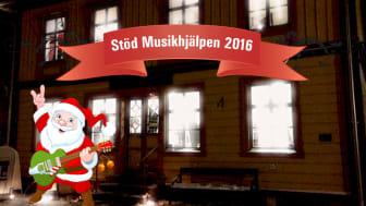 Pressinbjudan 2016-12-13: Musikhjälpen