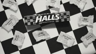 Halls Checkmate,  ένα μοναδικό «άνοιγμα στο σκάκι» από τη Halls