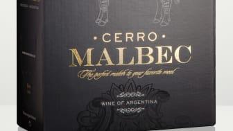 Cerro Malbec - ny generös årgång i butik!