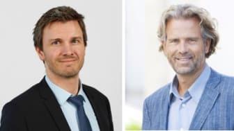 New members of NGI's Board of Directors, from left: Morten Liingaard, DONG Energy, Jon Sandnes, BNL, and Gudny Okkenhaug, NGI.