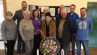 Salford stroke survivors tell their story through sculpture