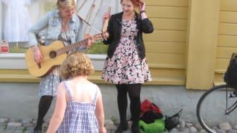 SM för Gatumusikanter lockar musiker från hela Sverige