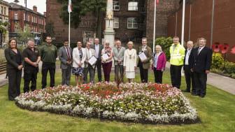 Bloomin' great – Bury wins silver gilt at national awards