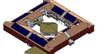 Ansökan om bygglov för Särskilt boende Prästgärdet