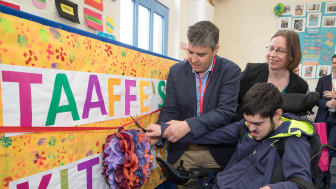 The Cadbury Foundation Empowers Visually Impaired Students with Kitchen Gift