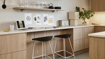Hemtrevligt på jobbet när allt fler jobbar på distans – så blir ditt hem ett trevligt kontor