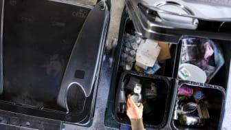 Från den 1 juli kommer en ny avfallstaxa att gälla i Lomma kommun.
