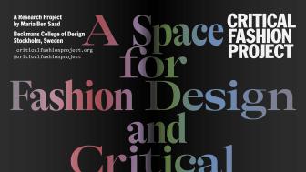 Modedesign som plats för kritisk reflektion