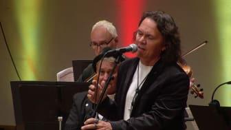 Lars Lundgren, sångare i Perikles.